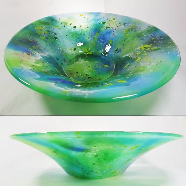 "Large Bowl | ""Spring Blossom"""