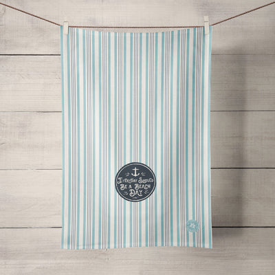 The Sea Shed - Everyday should be a beach day - Tea Towel