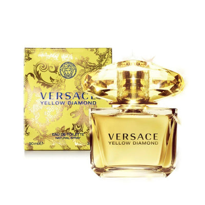 Versace Yellow Diamond 90 ml Para Mujer