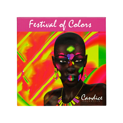 Festival Of Color - Candice