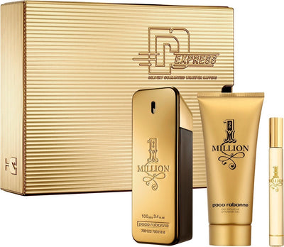 One Million Paco Rabanne Set 100 ml