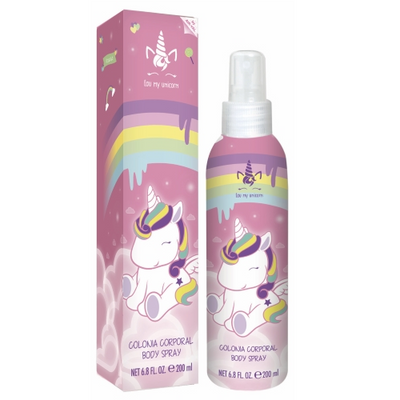 Body Splash Unicorn