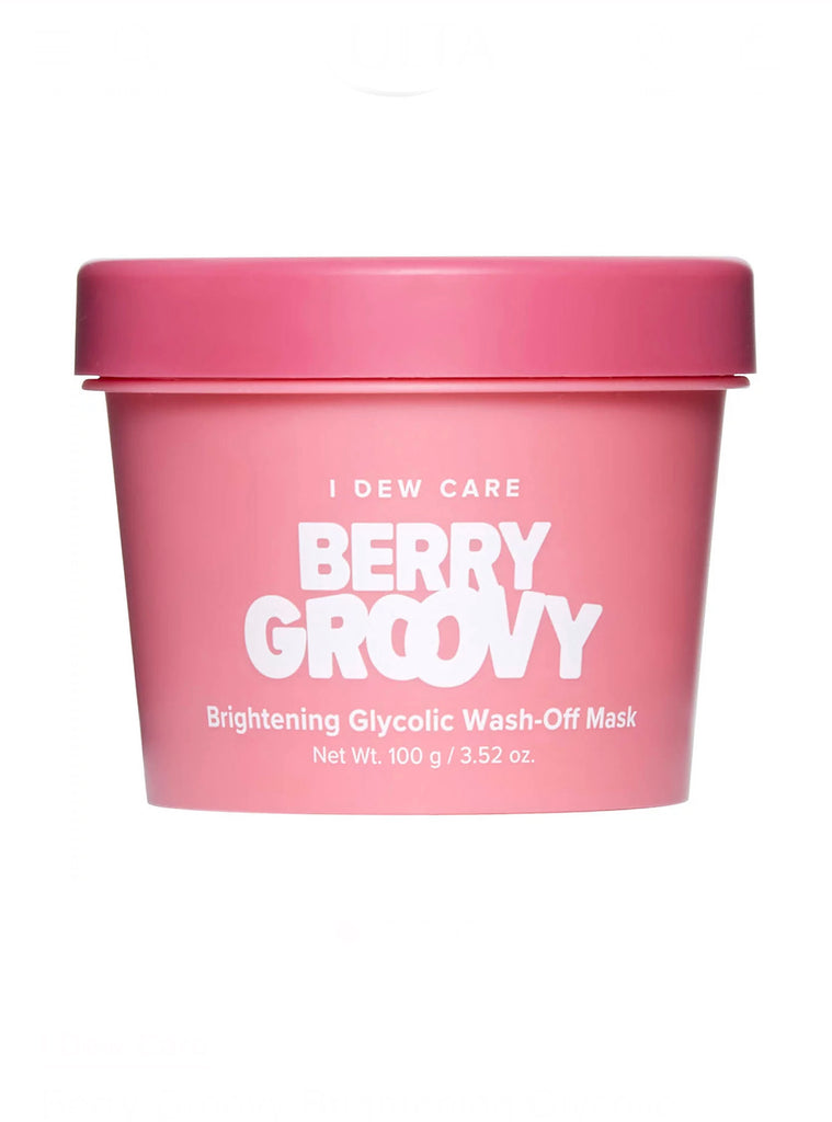 Mascarilla Berry Groovy - I Dew Care