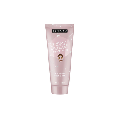 Mascarilla Cosmic Metallic Rose Gold