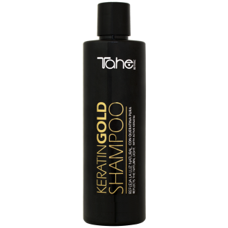 SHAMPOO KERATIN GOLD SIN SULFATOS 300 ML