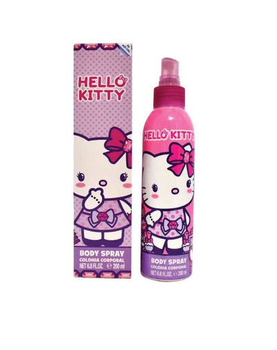 Body Splash Hello Kitty