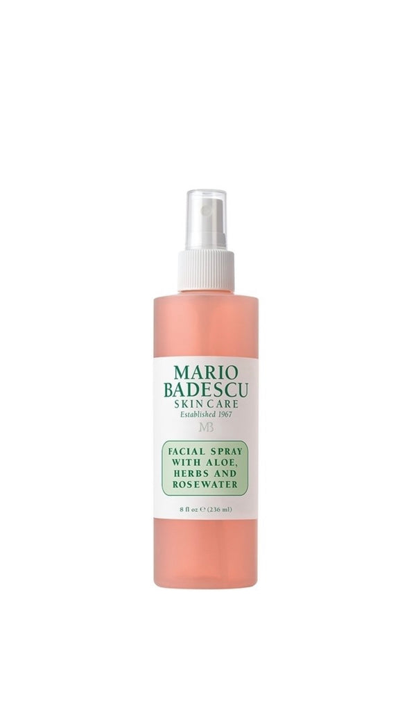 Spray Facial Agua de Rosas 236ML - Mario Badescu