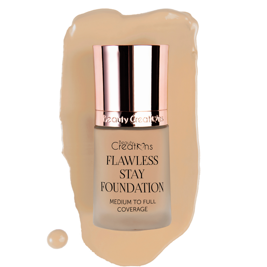 Base Flawless Larga Duración - Beauty Creations