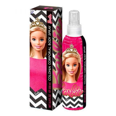 Body Splash Barbie