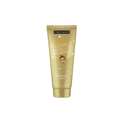 Mascarilla Cosmic Metallic Gold