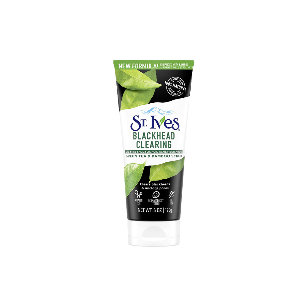ST. Ives Exfoliante Blackhead
