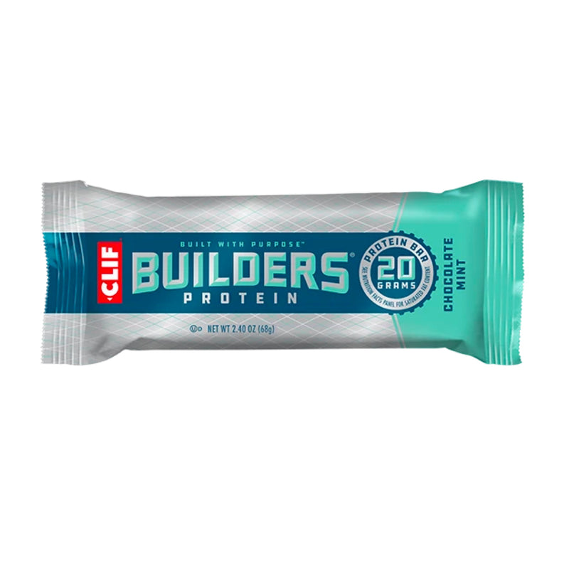 Clif Bar - BUILDERS, Chocolate Mint