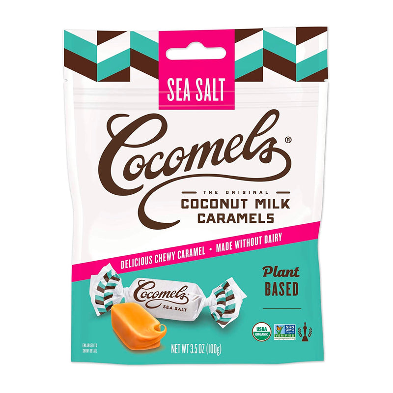 Cocomels - Sea Salt Caramels
