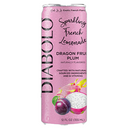 Diabolo - Sparkling French Lemonade, Dragonfruit Plum