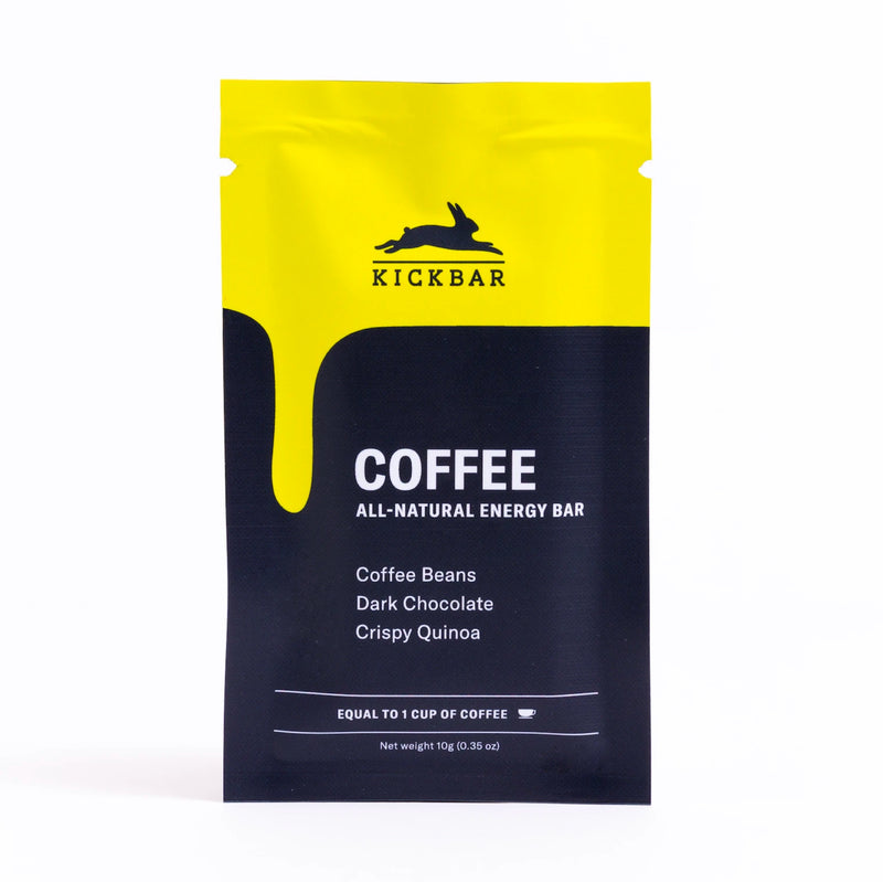 Kickbar - Coffee Energy Bar