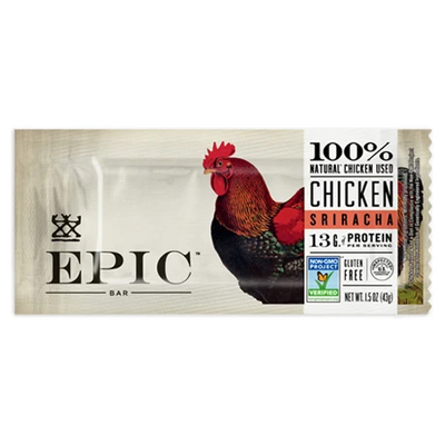 Epic - Chicken Sriracha Bar