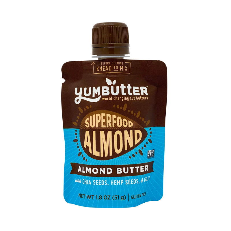 Yumbutter - Superfood Almond Butter
