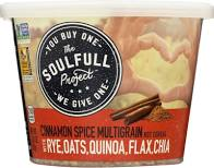 The SoulFull Project - Cinnamon Spice Multigrain Hot Cereal