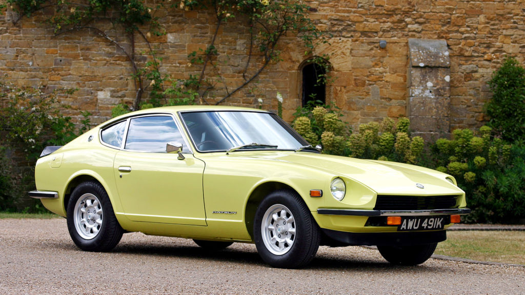 Why You Need to Buy a Datsun 240Z