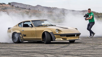 What It's Like To Drive A Datsun Z Turned Drift Machine With A Skyline Engine