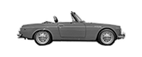 Datsun fairlady roadster