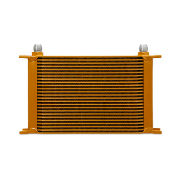 25 Row Oil Cooler - Gold