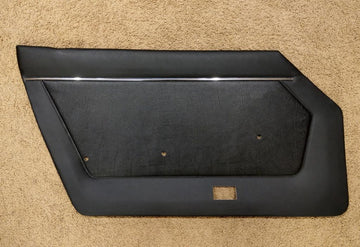 Black Reproduction Door Panel Set 1970-73 (240Z)