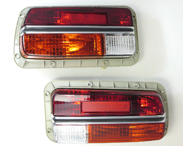 Japanese Spec Euro Version (Amber) Sport Type Tail Light Kit 1970-73 (240Z)