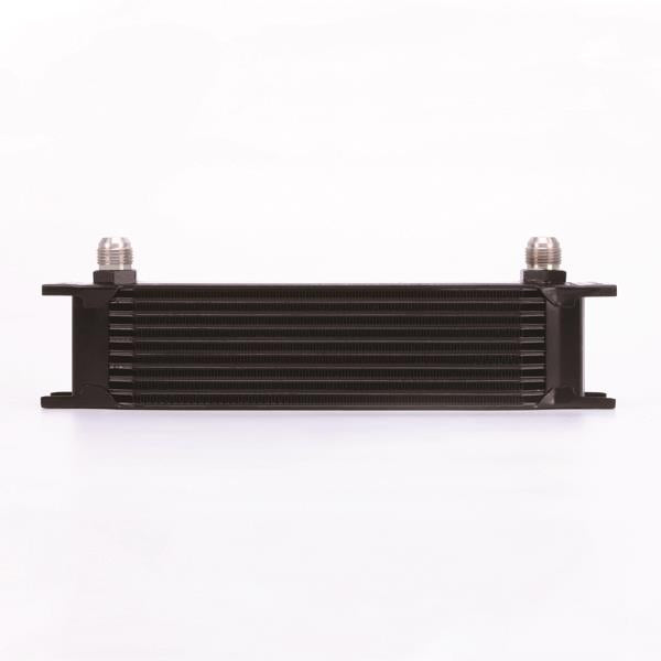 Mishimoto MMOC‑10BK Black 10‑Row Oil Cooler