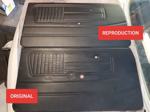 Reproduction Door Panel Set 2 Door 1968-73 (510)
