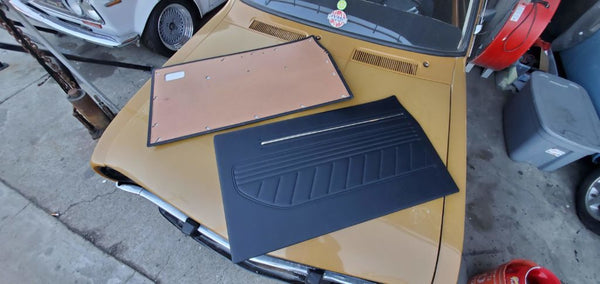 JDM Reproduction Door Panel Set 1972-79 (620)