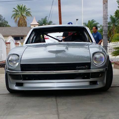 Front Chrome Bumper 1970-72 (240Z)