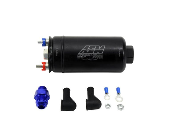 AEM Electronics High-Flow External Electric Fuel Pump