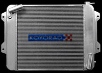 Koyo Radiator 1970-78 (240Z / 260Z / 280Z) Manual Transmission