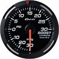 DEFI 52mm Boost Gauge