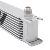 Mishimoto MMOC‑10 Universal 10 Row Oil Cooler
