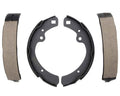 Organic Rear Brake Shoe Set 1968-73 (510)