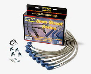 Taylor TA4043 8mm Shielded Wire Set 1970-83 (240Z / 260Z / 280Z / 280ZX)