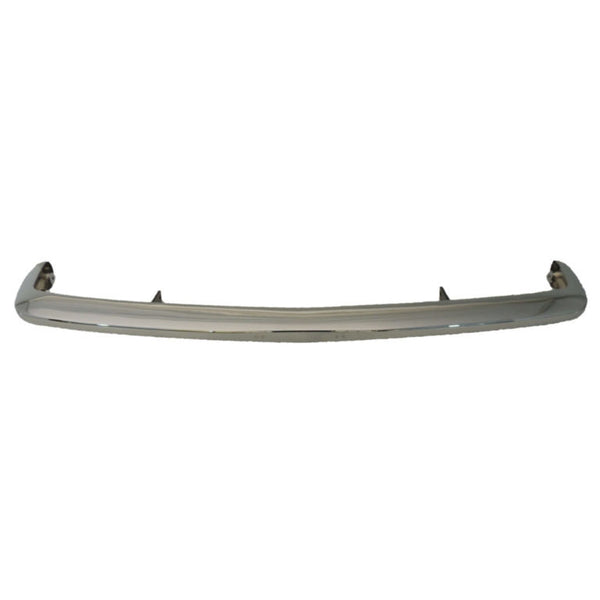 Chrome Front Bumper with Brackets 1968-73 (510)