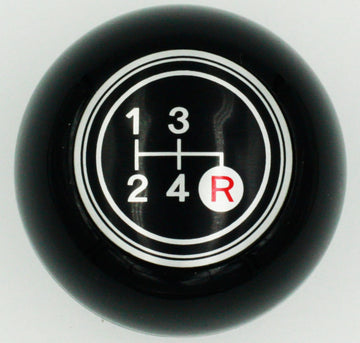 4 Speed Shift Knob