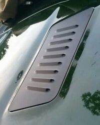 Louvered 280Z Hood Vents
