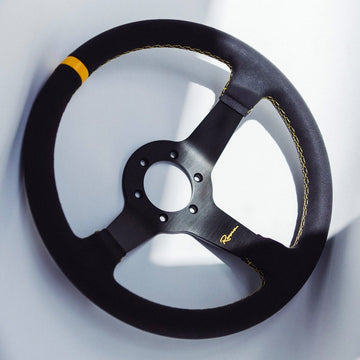 Time Trial Dakar Competition Steering Wheel