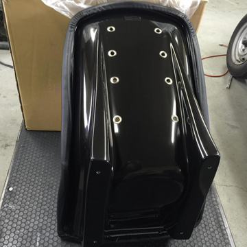09 Racing Auto Look Low Back Bucket Seat