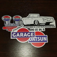 My other ride is a Datsun Roadster Pack