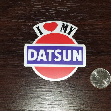 I love my Datsun