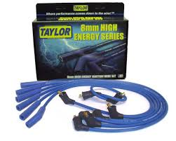 Taylor 64690 8mm Performance Spark Plug Wires 1970-83 (240Z / 260Z / 280Z / 280ZX)