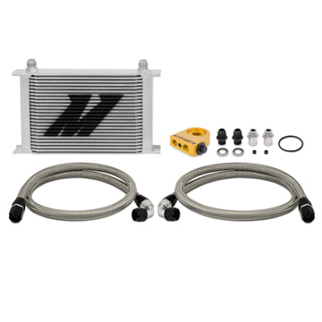 Thermostatic 25 Row Oil Cooler Kit