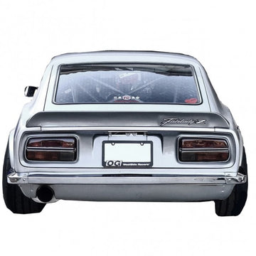 Front and Rear Chrome Bumper Set 1970-72 (240Z)