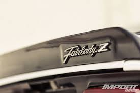 Fairlady 432 Style Carbon Fiber Rear Spoiler 1970-78 (240Z / 260Z / 280Z) Coupe Only