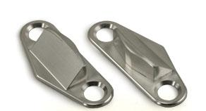 Billet Aluminum Door Dove Tail Set 1970-76 (240Z / 260Z / 280Z)